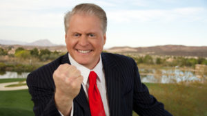 Wayne Allyn Root - Photo with Fist