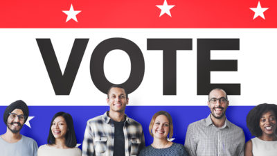 How to Influence Your Friends to Vote