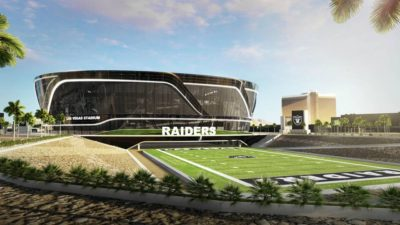 Economic Benefits & Disadvantages of Las Vegas Raiders' Stadium
