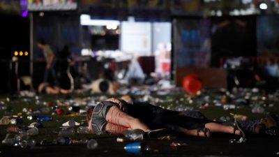 Vegas Shooting Aftermath