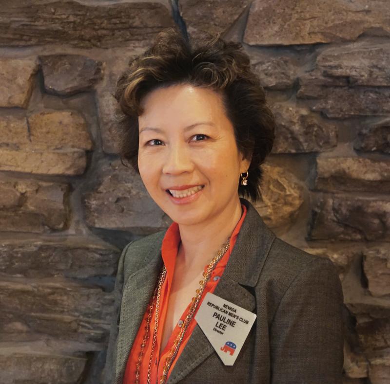 President Pauline Ng Lee