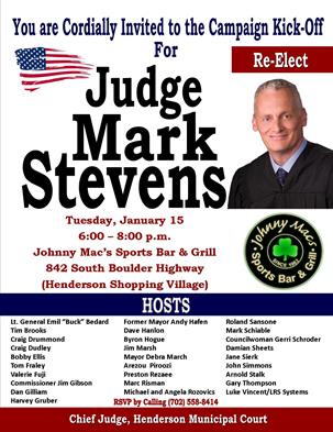 judge mark stevens
