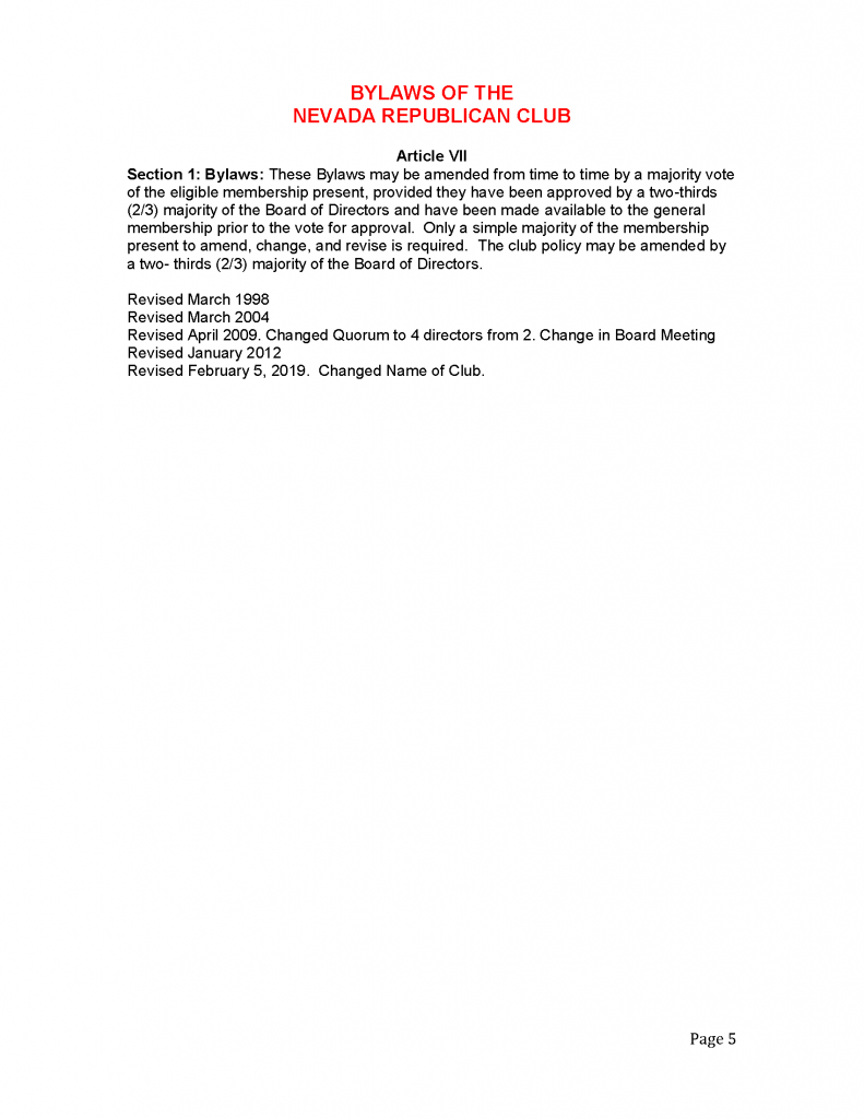 NRMC - Bylaws 2.5.2019 - Page 5