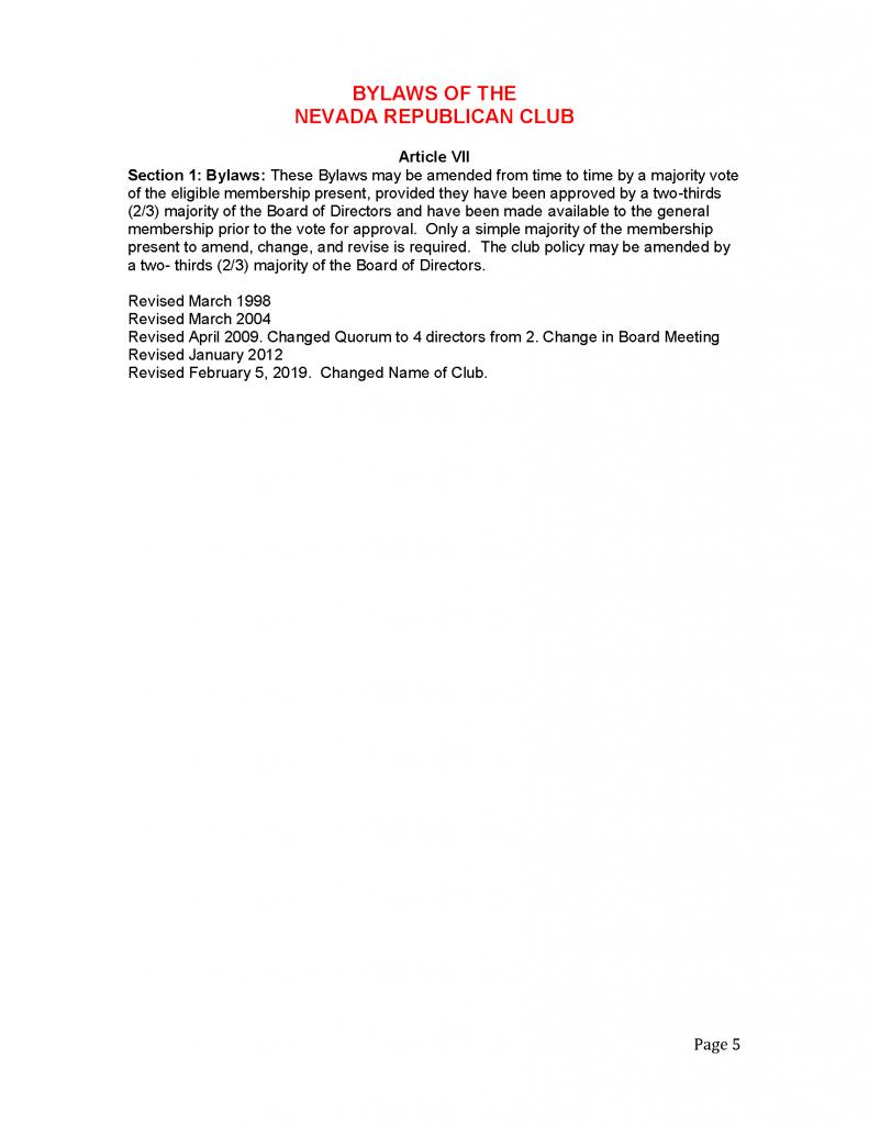 NRMC - Bylaws 2.5.2019 - Page 5