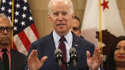 "Biden = ""Biggest Idiot Democrats Ever Nominated"""